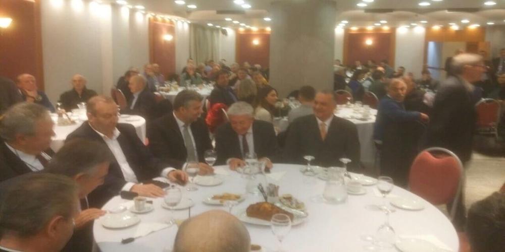 Έντονη προεκλογική δραστηριότητα του υποψήφιου Περιφερειάρχη Χ.Τοψίδη – Ανακοίνωσε ότι παραβρέθηκε σε… 3 πίτες ΝΟΔΕ