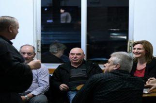 Ορεστιάδα: Σε Κέραμο και Αμμόβουνο των πολλών προβλημάτων η Μαρία Γκουγκουσκίδου