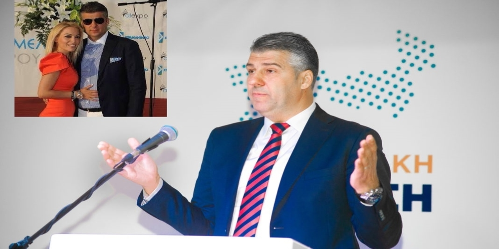 Χ.Τοψίδης: Διόρισε την σύζυγο του σε αμειβόμενη Επιτροπή του Επιμελητηρίου Έβρου όπου είναι Πρόεδρος!!!