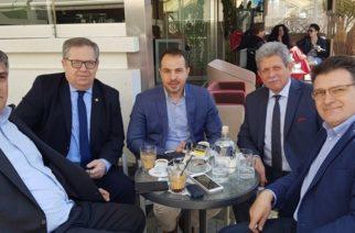 """Θ.Μαρκόπουλος: """"Πούλησε"""" Ζαγναφέρη, Πέτροβιτς – Τώρα ζητάει την καθαίρεση του Αντιπεριφερειάρχη Έβρου ο… φίλος Τοψίδη!!!"""