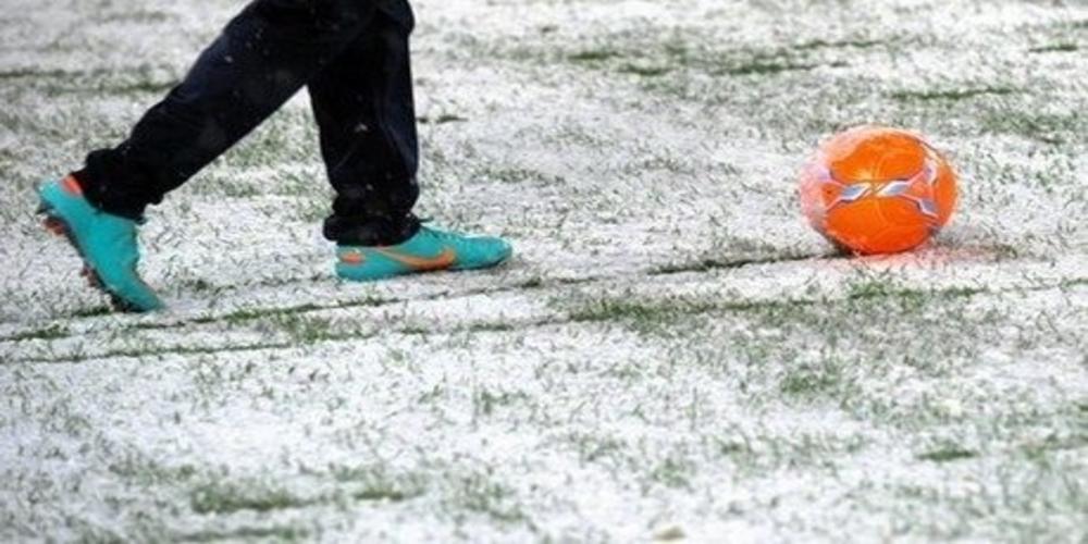 ΕΚΤΑΚΤΟ: Αναβάλλονται όλοι οι σημερινοί αγώνες της ΕΠΣ Έβρου λόγω κακοκαιρίας -Πότε θα διεξαχθούν