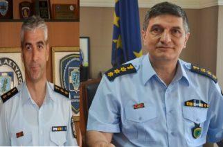 Παρέμεινε στον βαθμό του Ταξιάρχου ο Πασχάλης Συριτούδης -Αποστρατεύθηκε ο Παναγιώτης Κουτούζος, πρώην Αστυνομικός διευθυντής Αλεξανδρούπολης