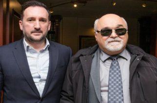 Αλεξανδρούπολη: Συνάντηση υποψήφιου Δημάρχου Γ. Ζαμπούκη με τον Πρόεδρο της Εθνικής Συνομοσπονδίας ΑμεΑ Ιωάννη Βαρδακαστάνη