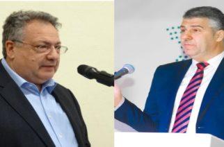 Προωθούν συνεργασία από τώρα Τοψίδη-Κατσιμίγα τη δεύτερη Κυριακή κοινοί τους γνωστοί από Ν.Δ-ΣΥΡΙΖΑ