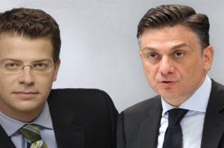 Μωραίτης-Τόλκας: Αποκαλυπτικά ΒΙΝΤΕΟ πόσο ξεφτίλα, ρεζίλι και… παρτάλι γίνεται κάποιος για μια υπουργική καρέκλα!!!