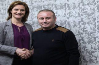 Έντγκαρ Νικολαίδης: Η Μαρία Γκουγκουσκίδου είναι ασυμβίβαστη – Κατεβαίνω υποψήφιος με τον συνδυασμό της
