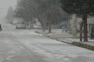 Έβρος: Πιθανότητα χιονοπτώσεων απόγευμα Πέμπτης με Παρασκευή πρωί – Έκτακτο δελτίο κακοκαιρίας της ΕΜΥ