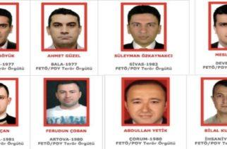 Η Τουρκία επικήρυξε τους 8 Τούρκους αξιωματικούς που είχαν έρθει στην Αλεξανδρούπολη ανήμερα της επίσκεψης Τσίπρα