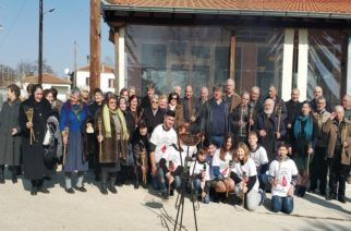 Στο χωριό Σιτοχώρι Διδυμοτείχου μεταλαμπαδεύτηκε η φλόγα της Λαμπαδηδρομίας για την αιμοδοσία