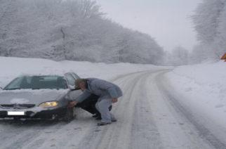 Έρχονται χιόνια το Σαββατοκύριακο – Σάκης Αρναούτογλου: Αυτά πρέπει να προσέξουν όσοι ταξιδέψουν στην Θράκη