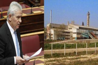 Δημοσχάκης: Ταφόπλακα στο εργοστάσιο Ζάχαρης Ορεστιάδας – Έκοψαν το ρεύμα, απλήρωτοι μήνες εργαζόμενοι και τευτλοπαραγωγοί