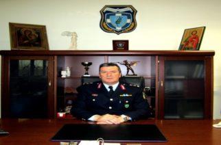 Παρέμεινε στον βαθμό του Υποστρατήγου ο Εβρίτης Αστυνομικός Διευθυντής ΑΜ-Θ Νίκος Μενεξίδης