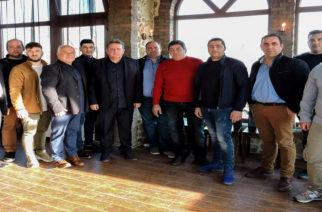 Η παρουσίαση της δυνατής ομάδας υποψηφίων του Βαγγέλη Μυτιληνού στις Φέρες