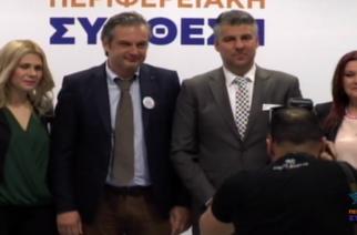 Τοψίδης: Σημάδια… κόπωσης, αφού παρουσίασε μόνο τρεις καινούργιους υποψήφιους σε νέα φιέστα στη Δράμα