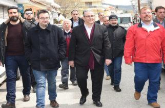 """Περιοδεία σήμερα στον Έβρο ο Δημήτρης Κουτσούμπας: """"Η Κυβέρνηση ΣΥΡΙΖΑ σημαιοφόρος Αμερικάνων και ΝΑΤΟ στην περιοχή"""""""