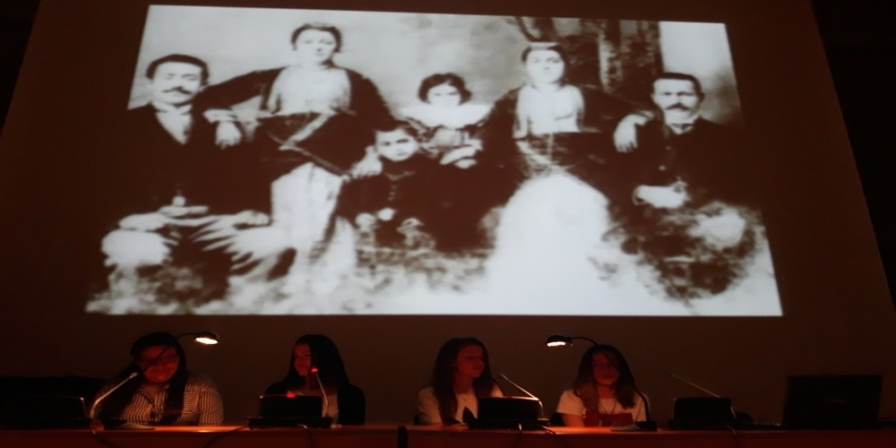 Ερασιτεχνική ταινία μικρού μήκους για τη γενοκτονία των Ποντίων, από μαθήτριες του Γυμνασίου Φερών