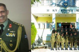 Ο Εβρίτης Υποστράτηγος Άγγελος Χουδελούδης νέος Διοικητής της XII Μεραρχίας Πεζικού στην Αλεξανδρούπολη