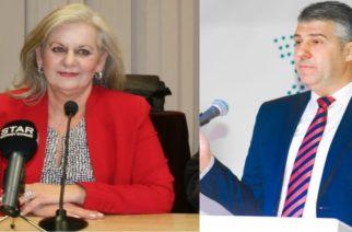 Άγρια επιθεση-απάντηση της Ε.Δημούδη στον Τοψίδη: Είναι ψεύτης και να ζητήσει συγνώμη