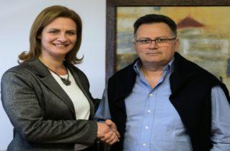 Ορεστιάδα: Ο μηχανολόγος-μηχανικός Νικόλαος Τσάμης κατεβαίνει στις εκλογές με την Μαρία Γκουγκουσκίδου