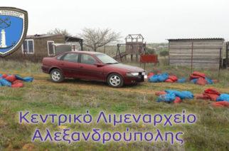 Άγρια καταδίωξη στο Δέλτα Έβρου και σύλληψη δύο Ελλήνων για μεταφορά ακατάλληλων οστράκων