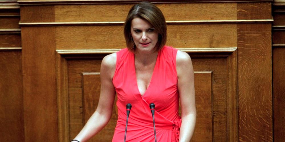 Ηυποψήφια ευρωβουλευτής της Ν.ΔΚατερίνα Μάρκου έρχεται στον Έβρο