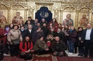 Επίσκεψη και ξενάγηση στο Διδυμότειχο συλλόγου από την Τήνο