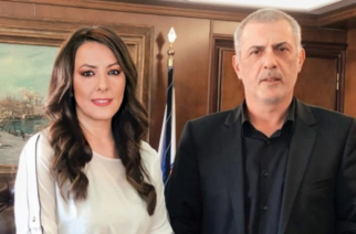 Υποψήφια με τον Γιάννη Μώραλη στον Πειραιά η Εβρίτισσα δημοσιογράφος Ανδριάνα Ζαρακέλη