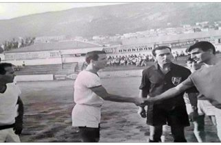 """Πένθος για το ποδόσφαιρο της Αλεξανδρούπολης – """"'Εφυγε"""" ο Παναγιώτης Μαυρομμάτης, πατέρας των Σωτήρη και Νίκου"""