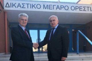Ο δικηγόρος Χρήστος Καπετανίδης υποψήφιος στον Έβρο με τον Χρήστο Μέτιο