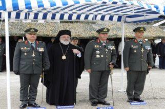 Διδυμότειχο: Αλλαγή φρουράς στην XVI Μεραρχία Πεζικού με νέο Διοικητή τον Υποστράτηγο Άγγελο Ιλαρίδη