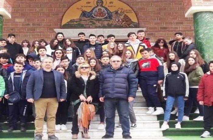 """Διδυμότειχο: Εκπαιδευτική εκδρομή από σχολείο της Ξάνθης σε συνεργασία με την """"Διδυμοτείχου Ανάδειξις"""""""