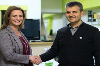 Με τον Σύλλογο Πολυτέκνων Βορείου Έβρου συναντήθηκε η υποψήφια δήμαρχος Ορεστιάδας Μαρία Γκουγκουσκίδου