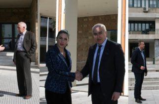 Τρεις πολύ δυνατούς υποψήφιους του ανακοίνωσε ο Περιφερειάρχης Χρήστος Μέτιος