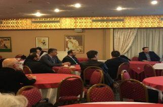Ορεστιάδα: Λίγος κόσμος και ελάχιστη ανταπόκριση στην εσπερίδα του Επιμελητηρίου Έβρου για την παραοικονομία