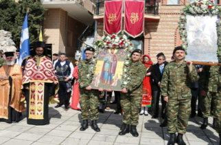 Η Ορεστιάδα γιόρτασε με ιδιαίτερη λαμπρότητα τους πολιούχους της Αγίους Θεοδώρους (φωτορεπορτάζ)