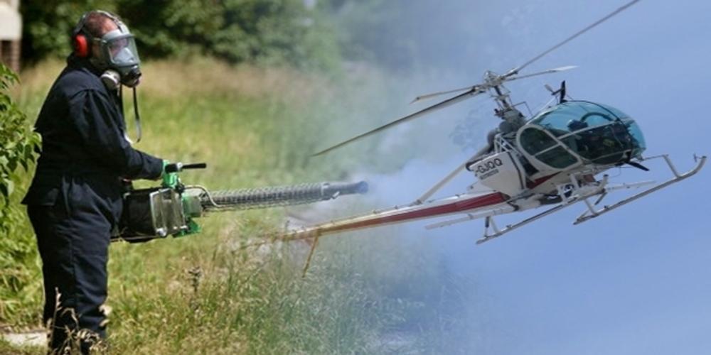 Ξεκινούν από αύριο οι ψεκασμοί για την καταπολέμηση των κουνουπιών στον Έβρο