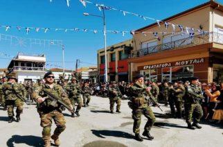 Η παρέλαση στο Σουφλί για την εθνική μας επέτειο (φωτορεπορτάζ)