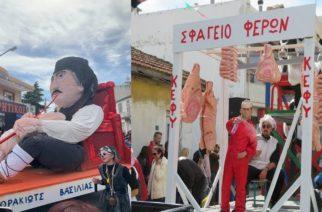 Φέρες: Καρναβάλι με πολύ κόσμο και σατυρική διάθεση (φωτορεπορτάζ)