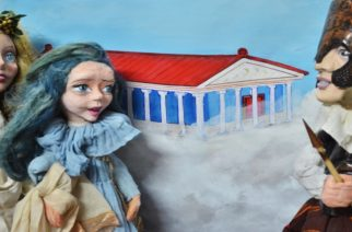 """Σουφλί: Η κωμωδία του Αριστοφάνη """"ΕΙΡΗΝΗ"""" στο Μουσείο Μετάξης"""