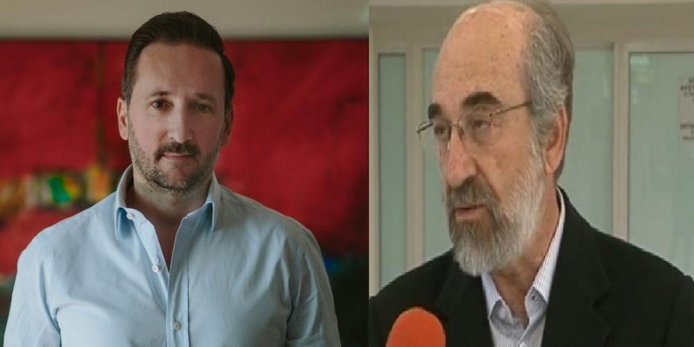 """Έξαλλος με Ζαμπούκη ο Λαμπάκης: """"Γιατί ρε Γιαννάκη δεν θα συνεργαστείς μαζί μου; Λέπρα έχω;"""""""