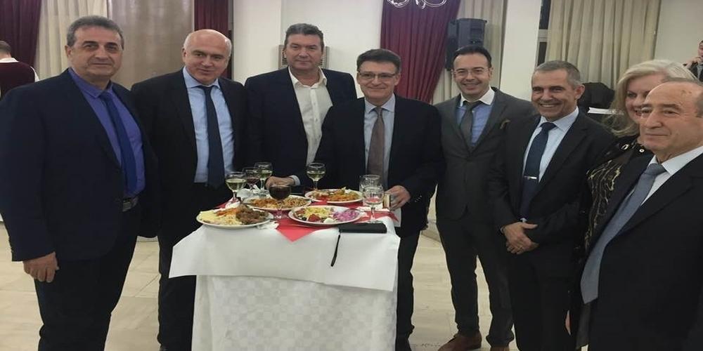 Η Αλεξανδρούπολη αποχαιρέτισε τον πρώην και καλωσόρισε το νέο Διοικητή της ΧΙΙ Μεραρχίας