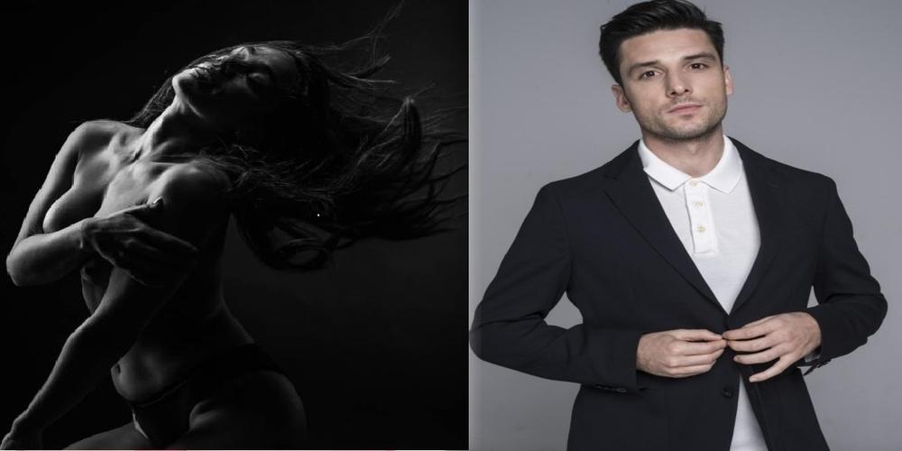 Ο Εβρίτης ηθοποιός Σπύρος Χατζηαγγελάκης φωτογράφισε γυμνή την Κόνι Μεταξά,  κόρη του Λευτέρη Πανταζή