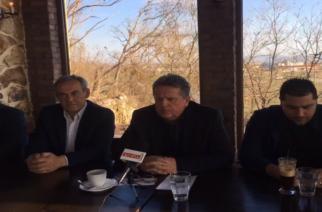 Το δυνατό του ψηφοδέλτιο στις Φέρες παρουσίασε ο υποψήφιος δήμαρχος Βαγγέλης Μυτιληνός (ΒΙΝΤΕΟ)