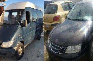 Αλλεπάλληλες συλλήψεις σε Διδυμότειχο, Αλεξανδρούπολη και Σάππες για ελληνίδα και τρεις αλλοδαπούς διακινητές λαθρομεταναστών