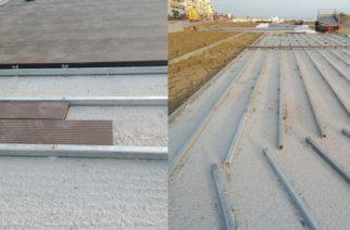 Ανάπλαση παραλιακής: Βάζουν κάτω απ' την πλαστική απομίμηση ξύλου σιδεροσωλήνες με κίνδυνο να σκουριάσουν