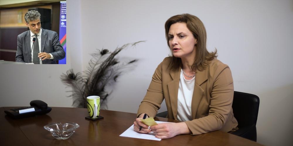 Σοβαρές καταγγελίες Γκουγκουσκίδου κατά Μαυρίδη: Πιέζει προσωπικά υποψηφίους μας να παραιτηθούν, αλλά και συγγενείς τους!!!