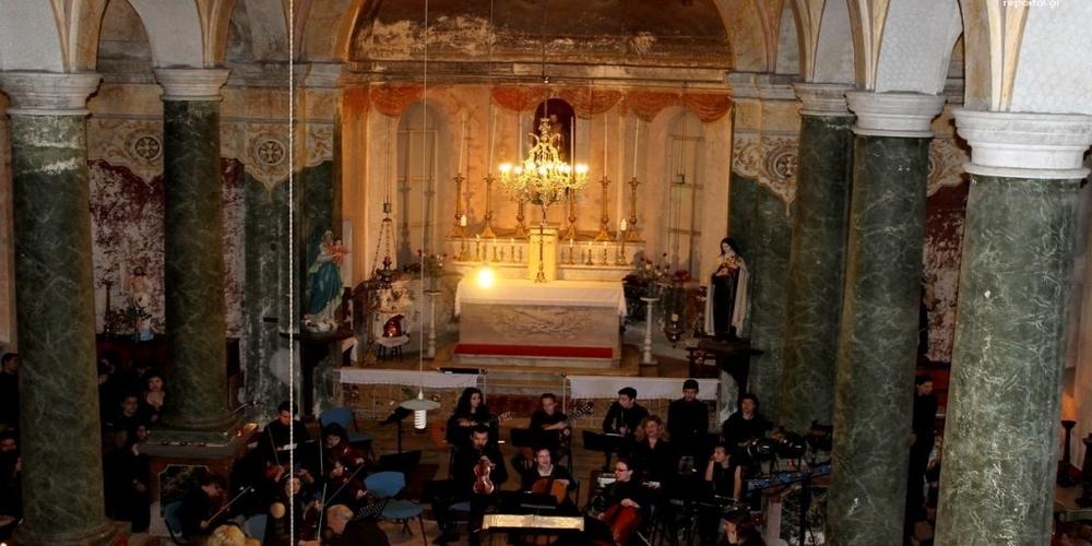 Εορτασμός Καθολικής Εκκλησίας Αλεξανδρούπολης με πανηγυρική Θεία Λειτουργία