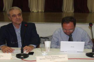 Β. Τσολακίδης: Τεράστιο το ενεργειακό δυναμικό της βιομάζας στον βόρειο Έβρο
