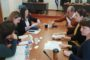 Η ομάδα της Παγκόσμιας Τράπεζας βρέθηκε στην Αλεξανδρούπολη