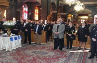 Αλεξανδρούπολη: Μνημόσυνο υπέρ πεσόντων Αστυνομικών κατά την εκτέλεση του καθήκοντος